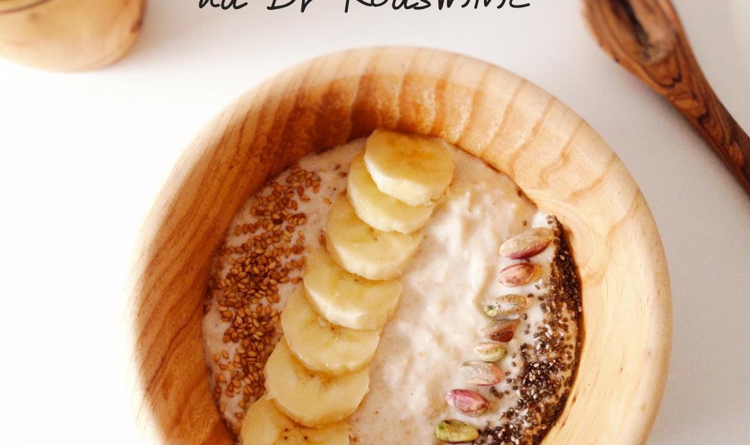 Recette de la Crème Budwig du Dr Kousmine