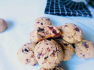 cookies okara coco chocolat