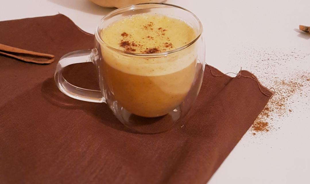 Recette du Pumpkin Spice Latte