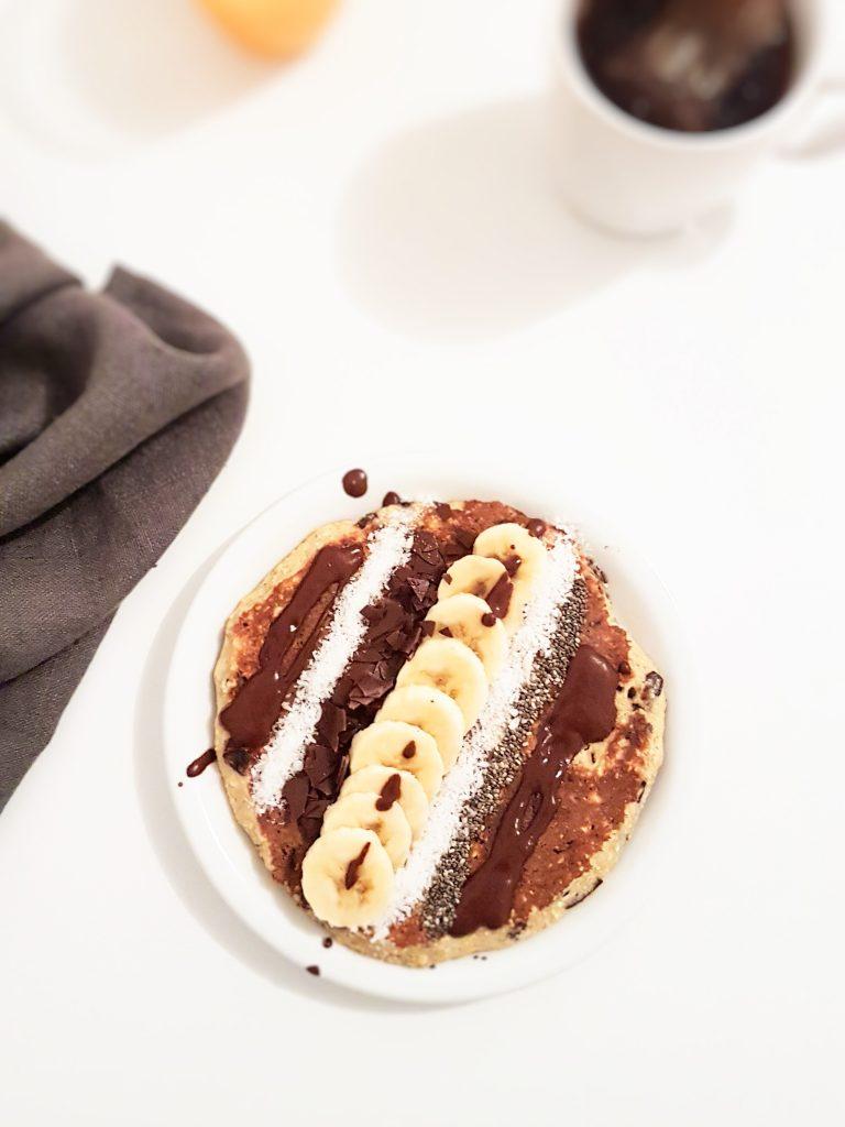 galette flocons d'avoine