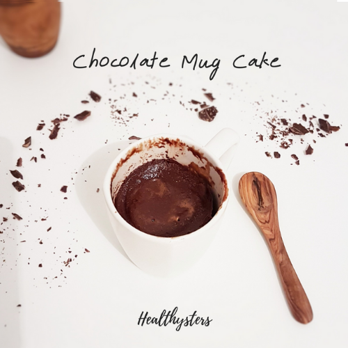 chocolate mug cake healthy