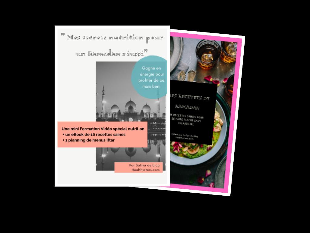 Mes Secrets Nutrition Pour Un Ramadan Reussi Mini Formation