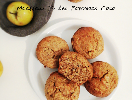 moelleux ig bas pomme coco