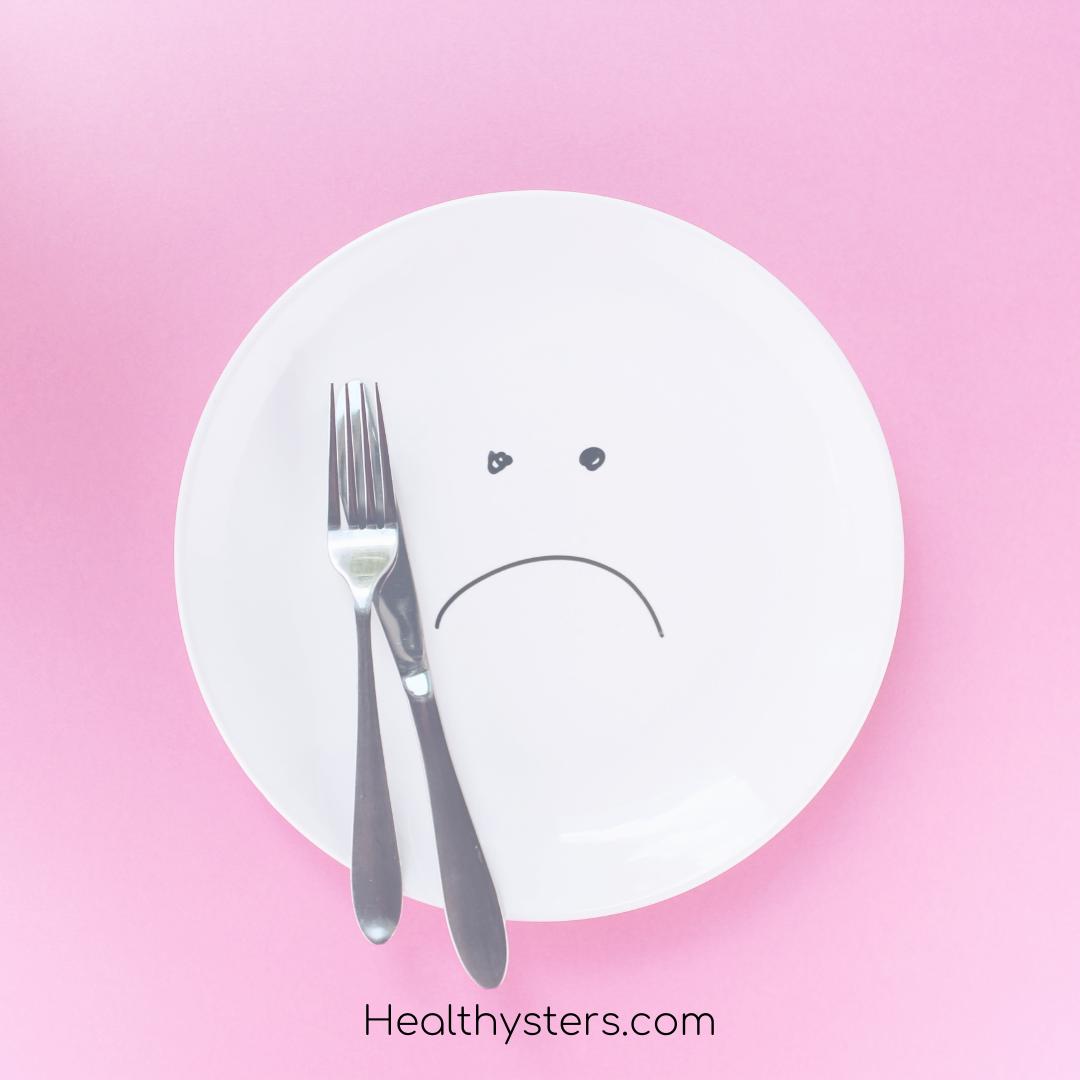 erreurs perte de poids