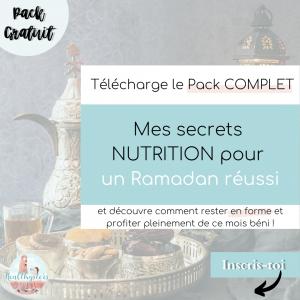 nutrition ramadan