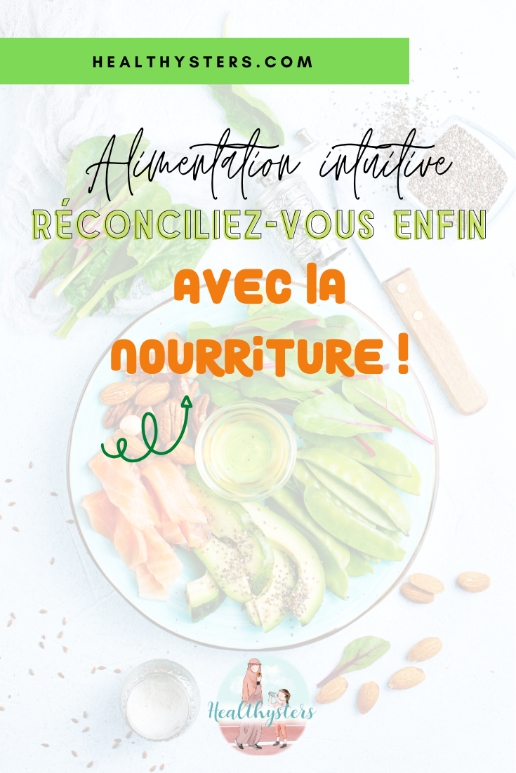 alimentation intuitive pinterest