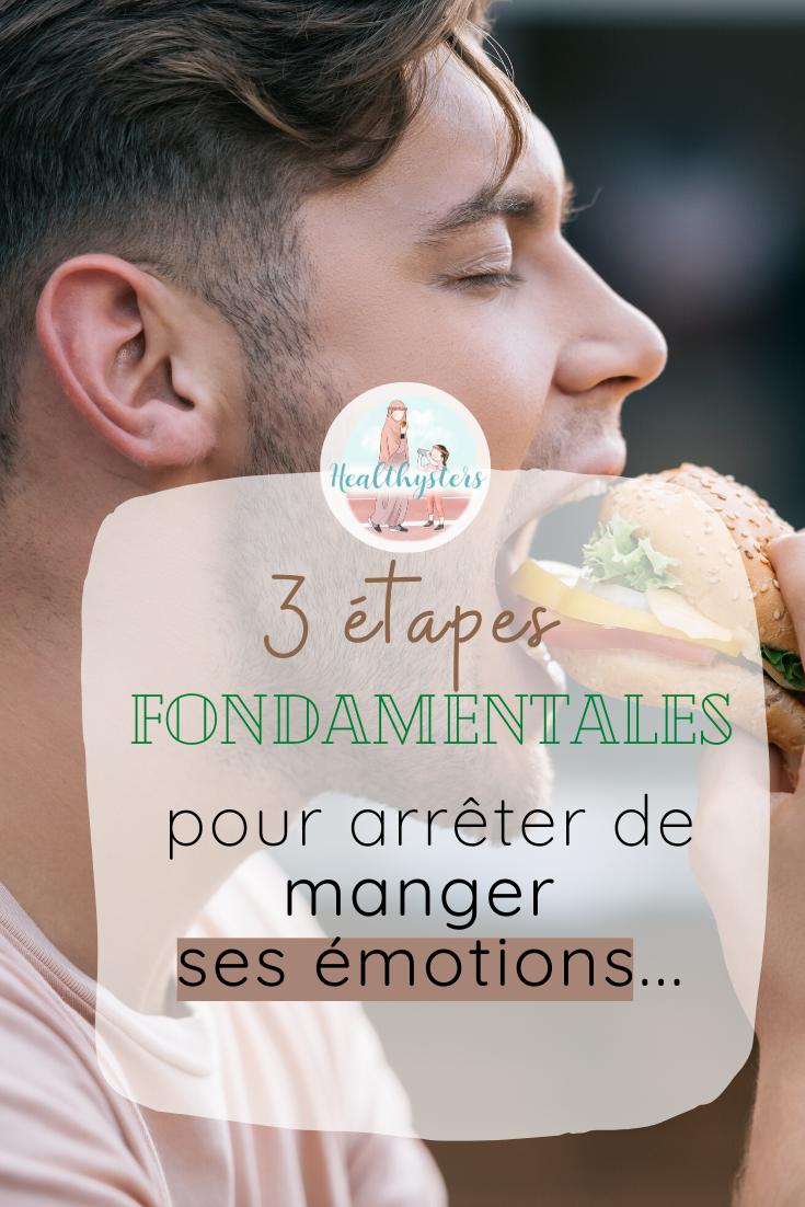 arrêter de manger ses émotions
