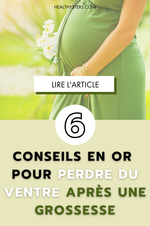 Pin conseils perdre ventre grossesse (2)