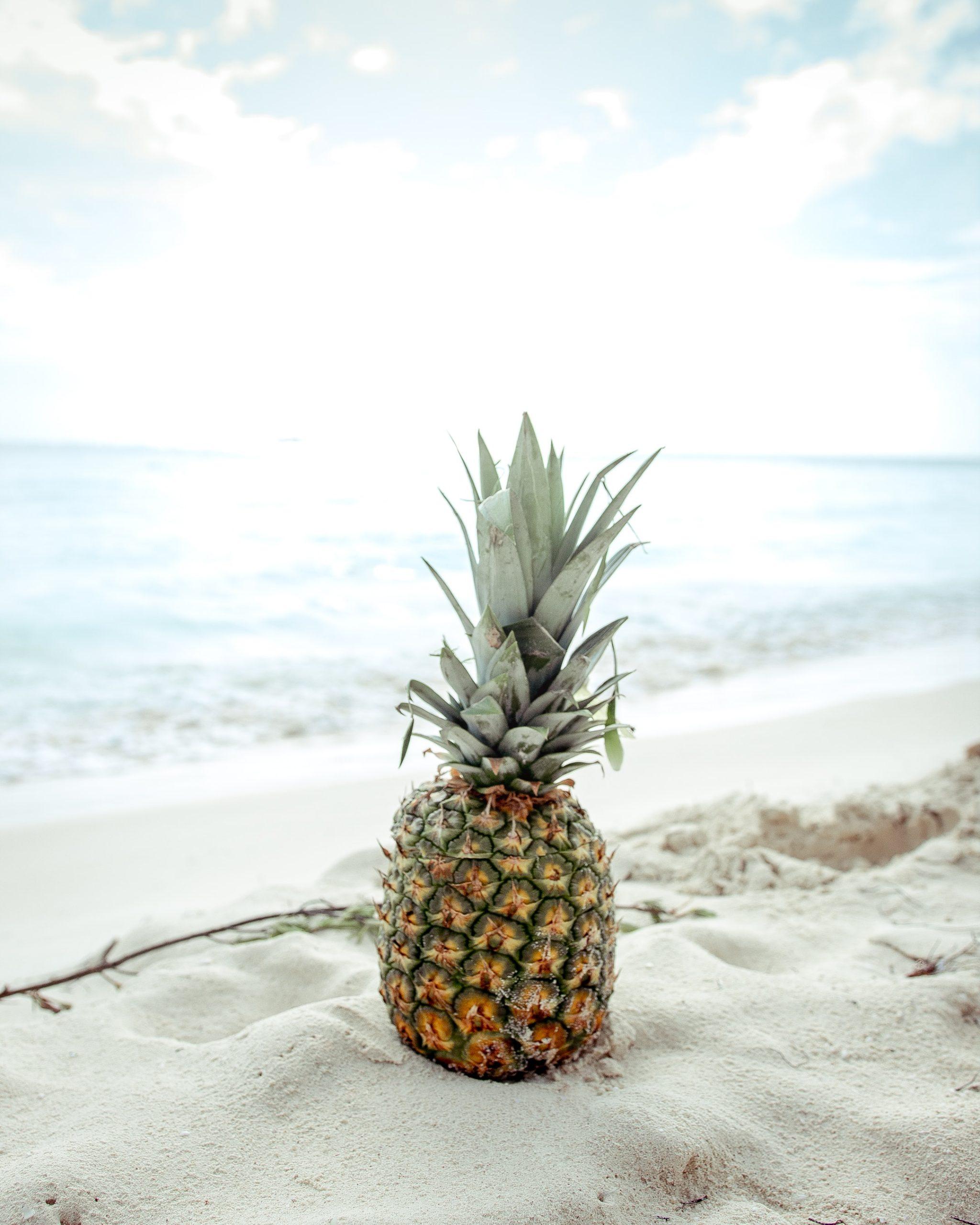 ananas : aliment brûle graisse