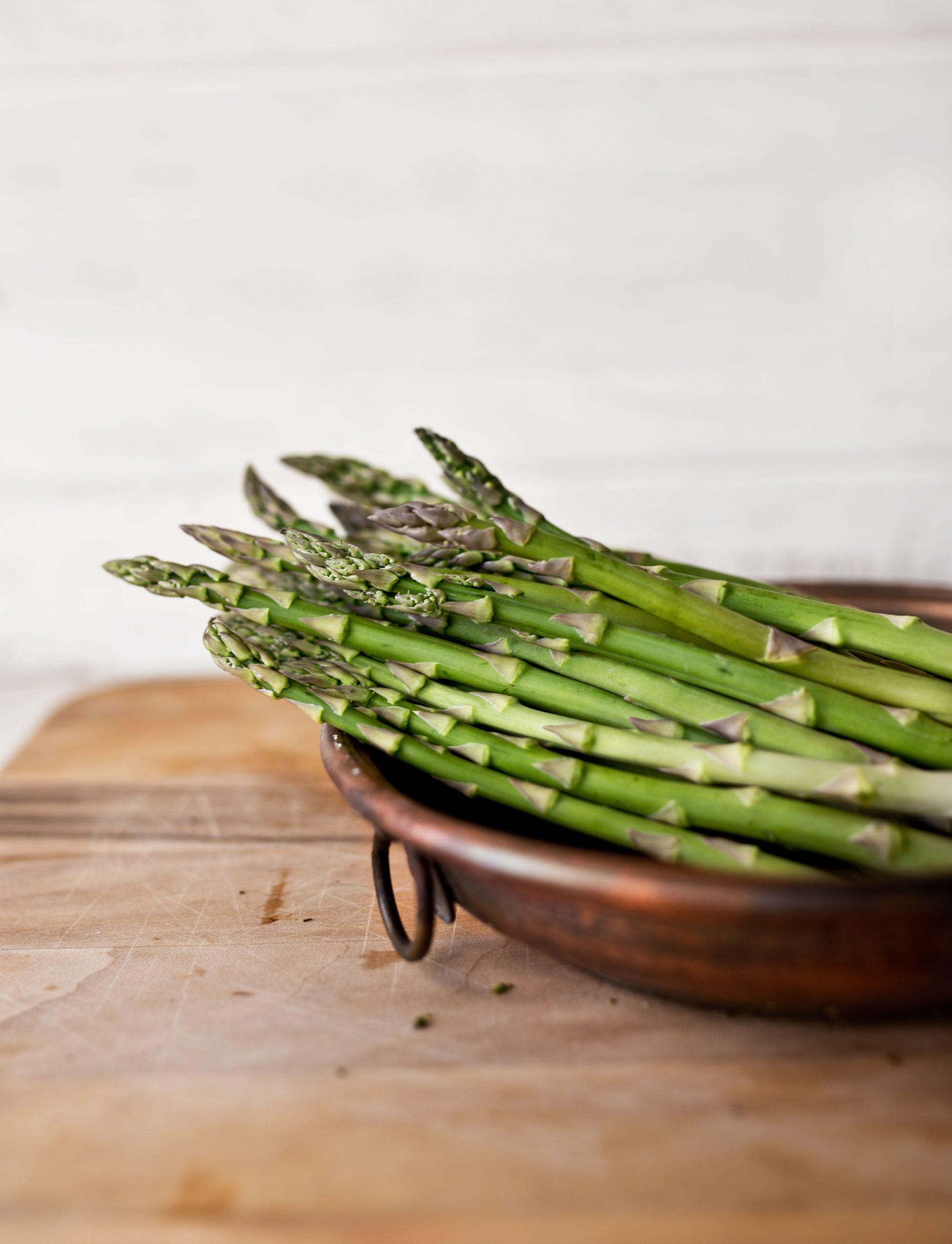 asperge : aliment bruleur de graisse