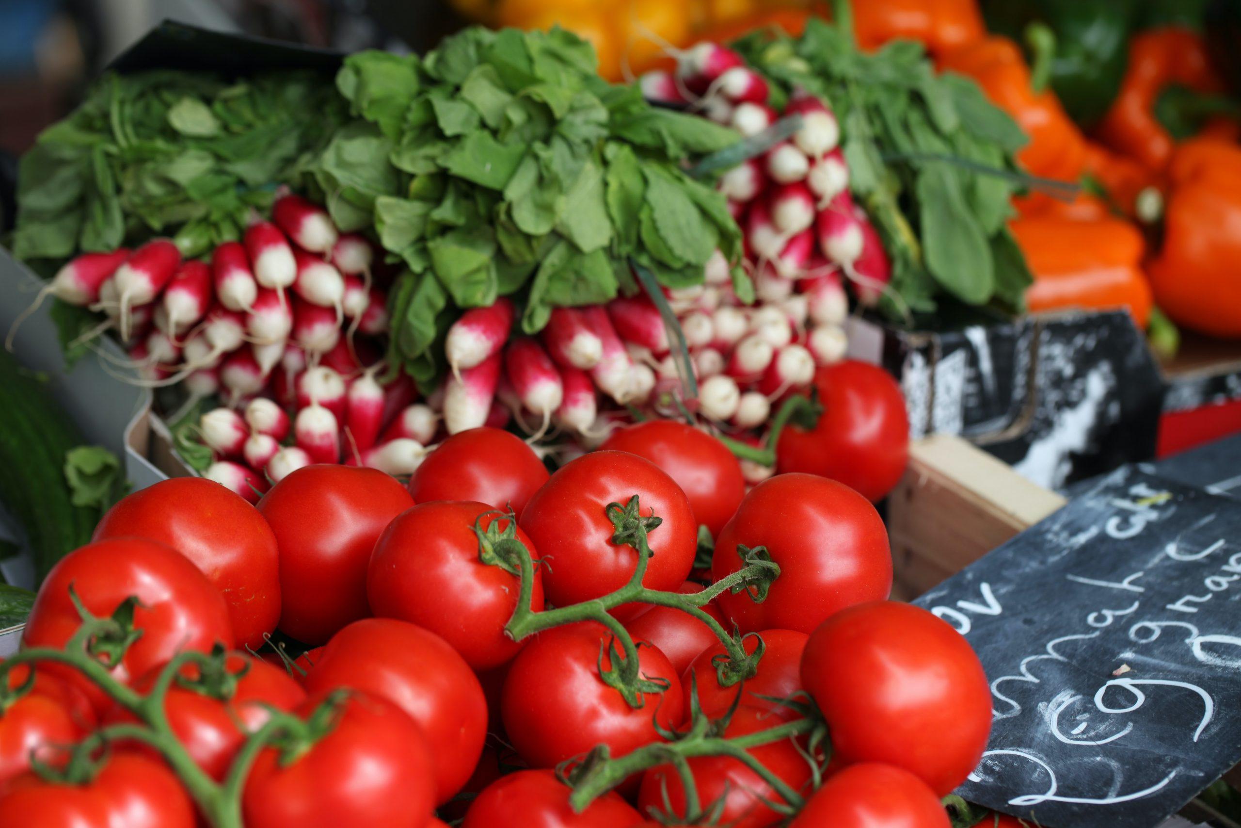 manger aliments faibles en calories