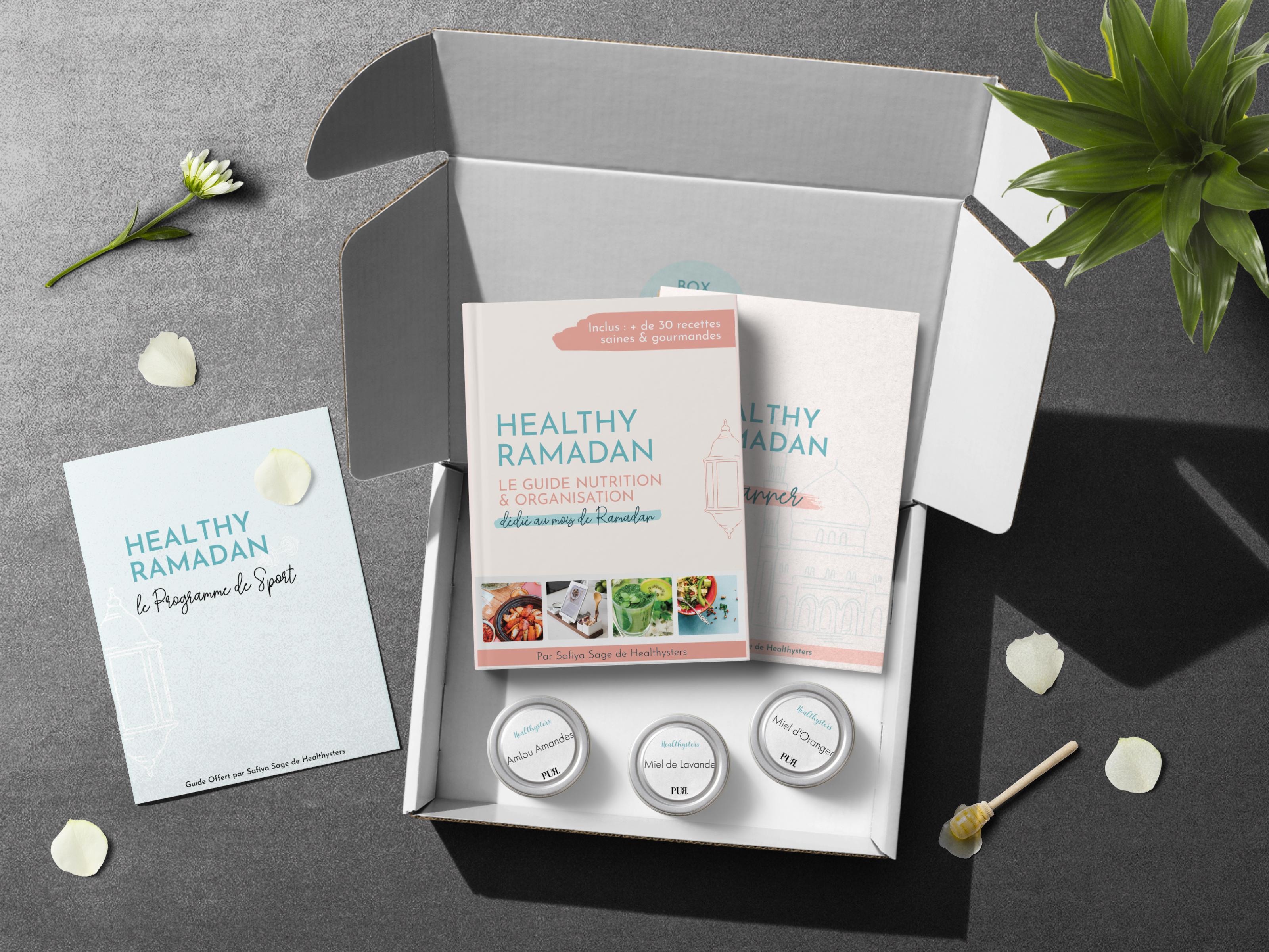 Box Healthy Ramadan