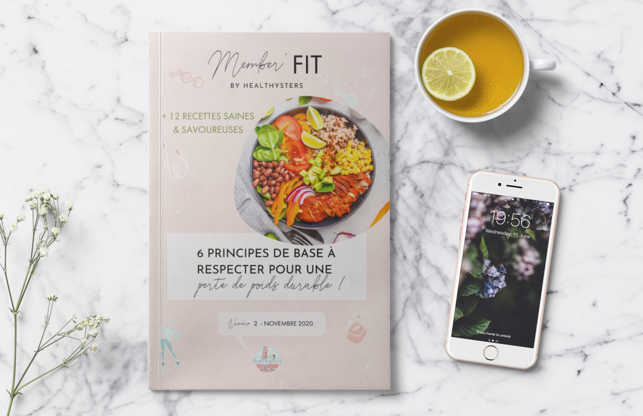 fit'mag healthysters