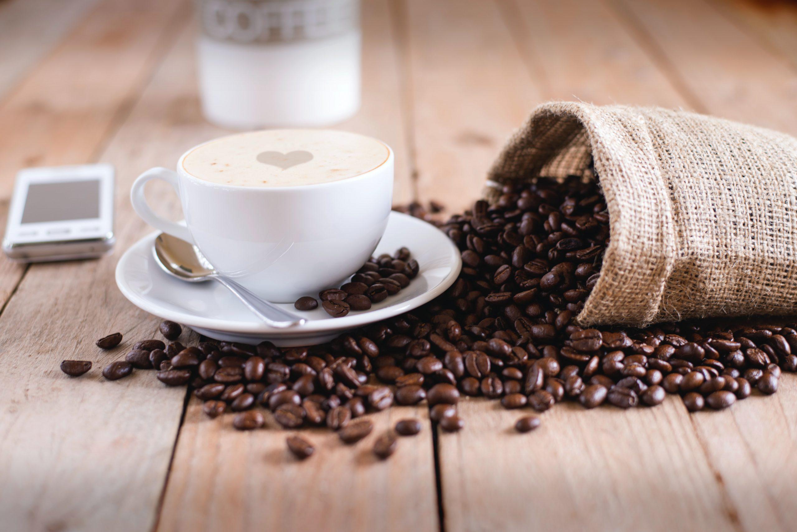 dégonfler ventre : diminuer le café